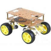 4WD Damping Car Chassis