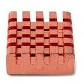 Copper Heat Sink for Raspberry Pi Motherboard - Red Copper