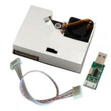 Digital Particle Concentration Laser Sensor PMS5003 PM2 5