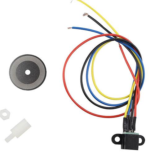 Freescale Smart Car Speed Sensor Photoelectric Kit  16g047