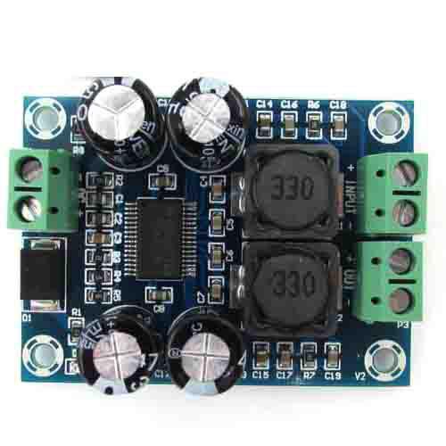 XH-M311 Mini Digital Amplifier Board TPA3118 Audio Amplifier