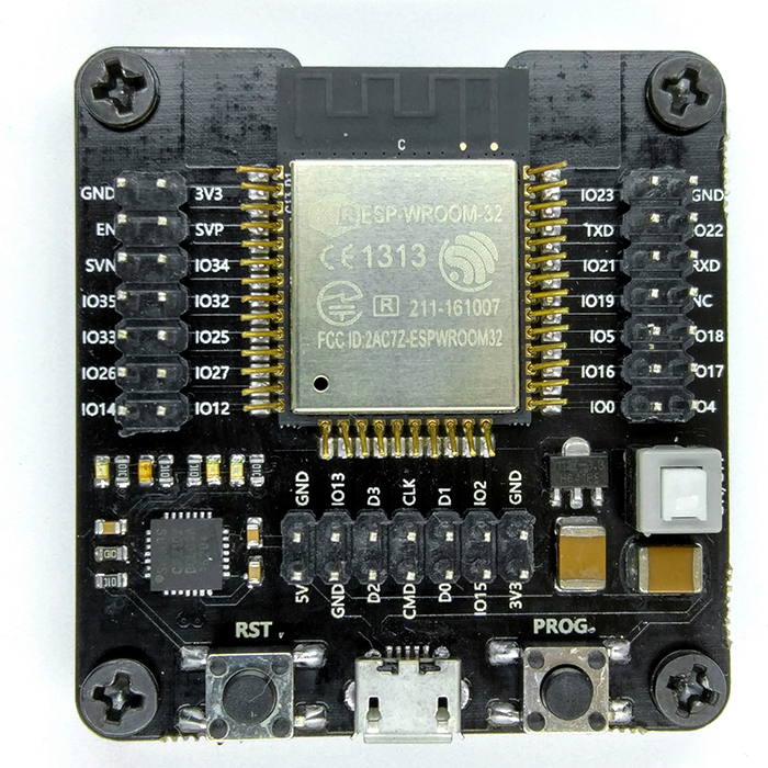 ESP32 Test Board Small Batch Burn Fixture ESP-WROOM-32