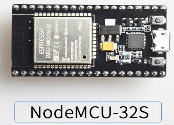 NodeMCU-32S Lua WiFi Internet Development Board Serial WiFi