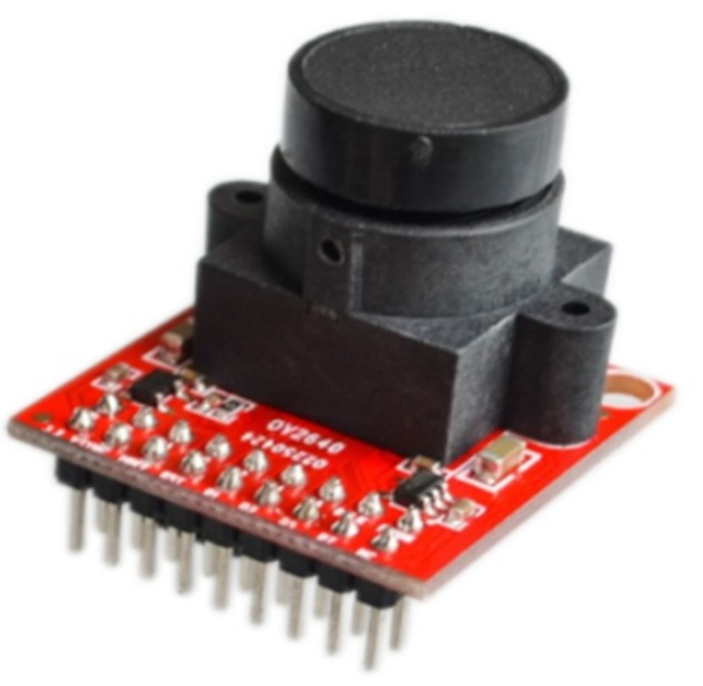 200W pixel OV2640 camera module STM32F4 driver source code Support