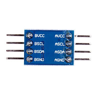 MaiTech I2C Level Shifting Module//5-3V System Compatible Arduino Sensor Module Blue